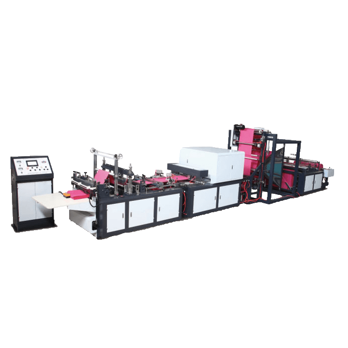 Stand Type Non Woven Fabric Shopping Bag Making Machine (DC-HB)
