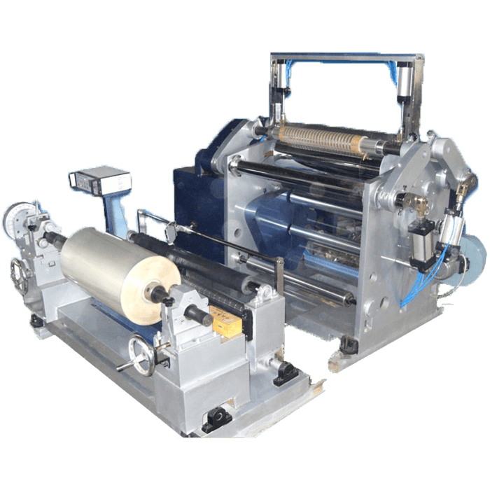 TW-BY-C 1300 Surface Type Slitting and Rewinding Machine